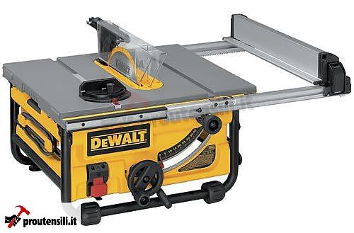 Seghe circolari quali sono le migliori for 12 dewalt table saw