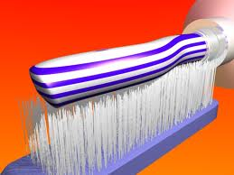 dentifricio al fluro