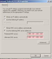 dns windows