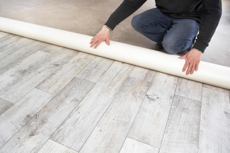 Pavimenti in PVC effetto legno anche a casa? | Net free