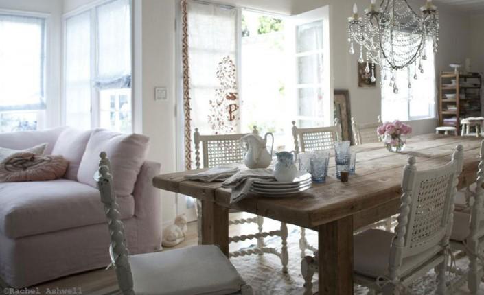 Regali di natale per arredare la casa for Casa shabby chic moderna